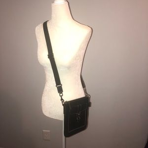 Coach Crossbody Black Bag